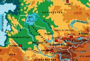 Asie centrale: de l'eau dans le gaz