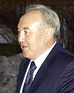 Le président kazakh en France les 10 et 11 juin 2008