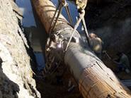 Gazoduc South Stream contre Nabucco