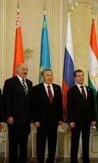 L'Union douanière Russie-Bélarus-Kazakhstan entre pleinement en vigueur