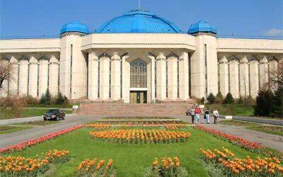 Musée central d'Etat du Kazakhstan (Almaty)