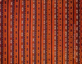 Le tapis kirghize