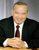 Le président KARIMOV Islam Abduganievitch